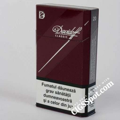 Buy Davidoff Classic Cigarettes Online | Davidoff cigarettes | Cigsspot