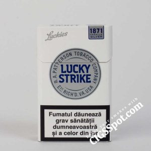 Lucky Strike Silver