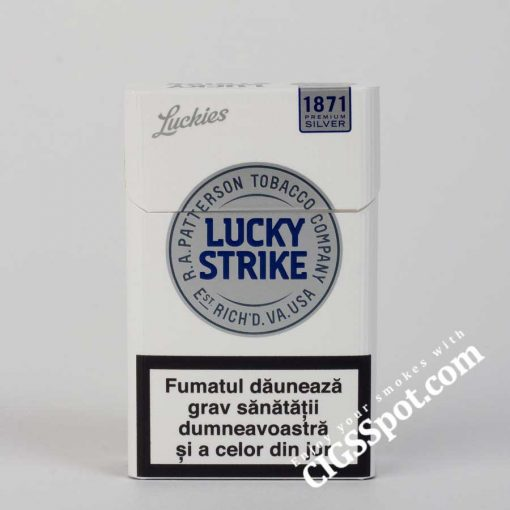 Lucky Strike Silver