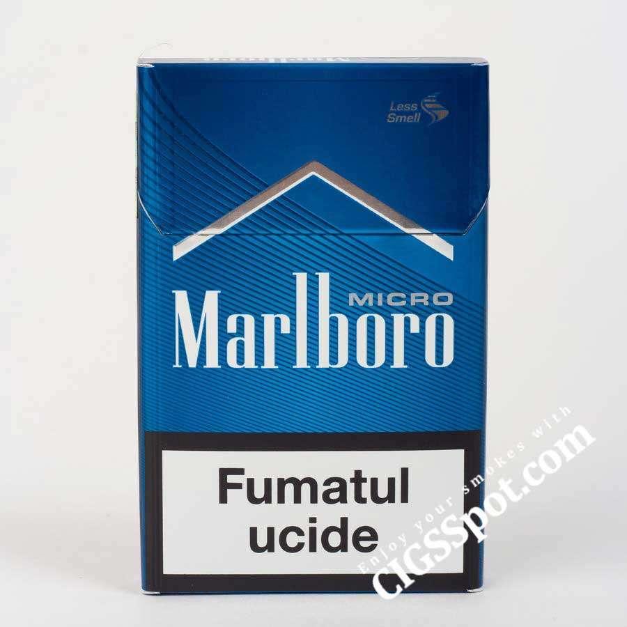Cigarettes Marlboro french