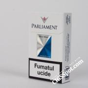 Parliament Silver Blue