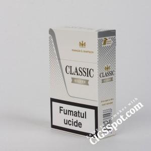 Classic Silver