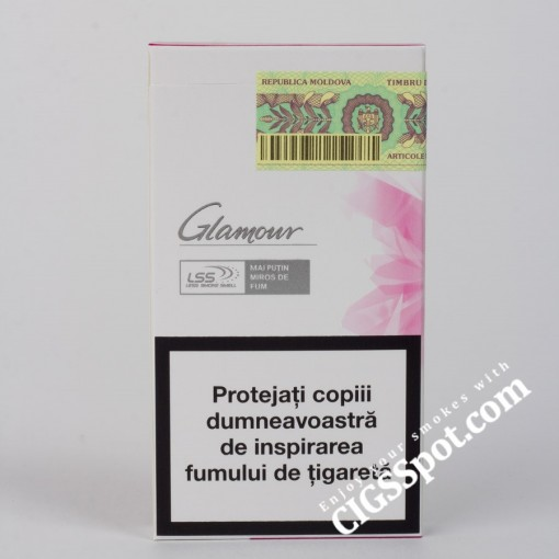 Glamour Lilac Cigarettes
