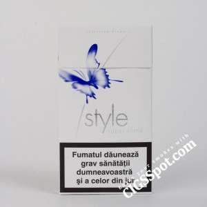 Style Bleue
