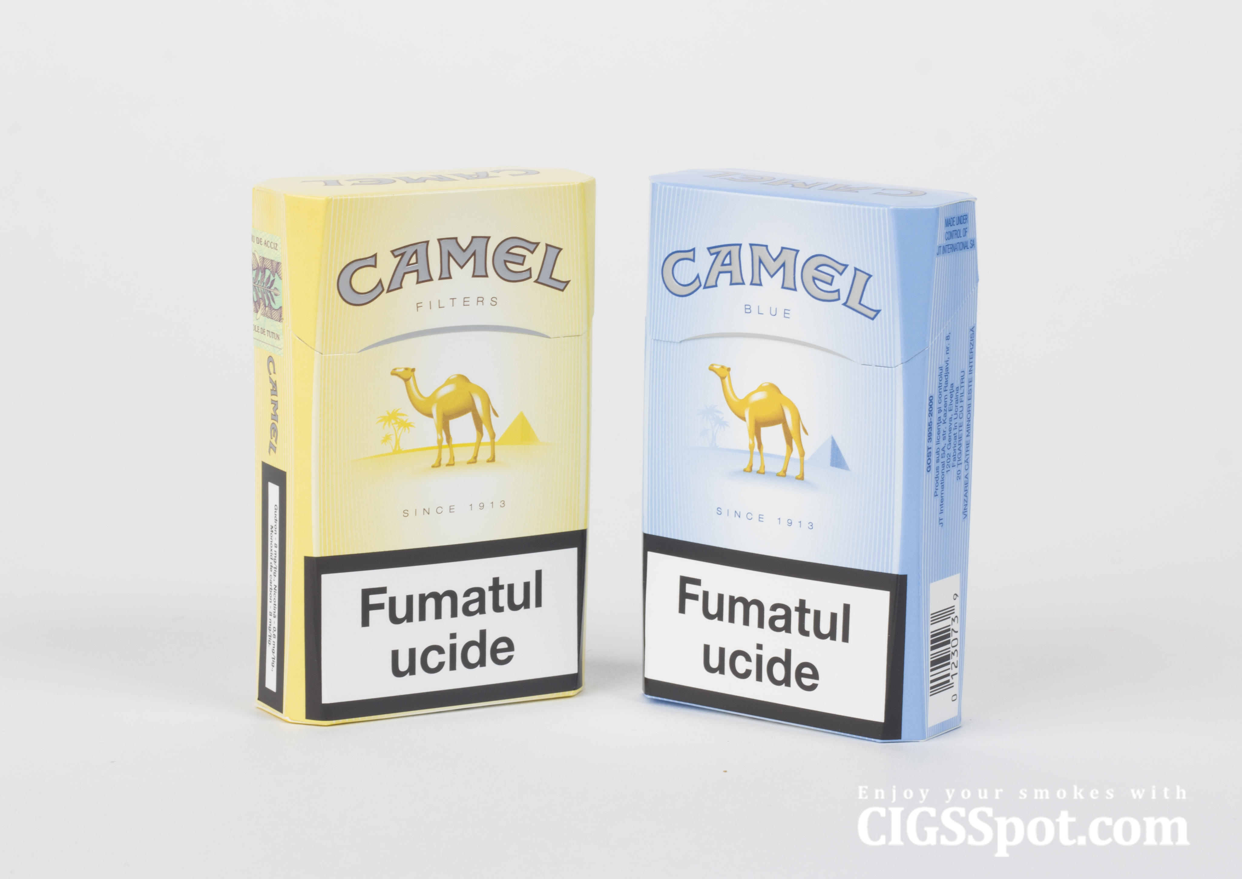 Camel Cigarettes