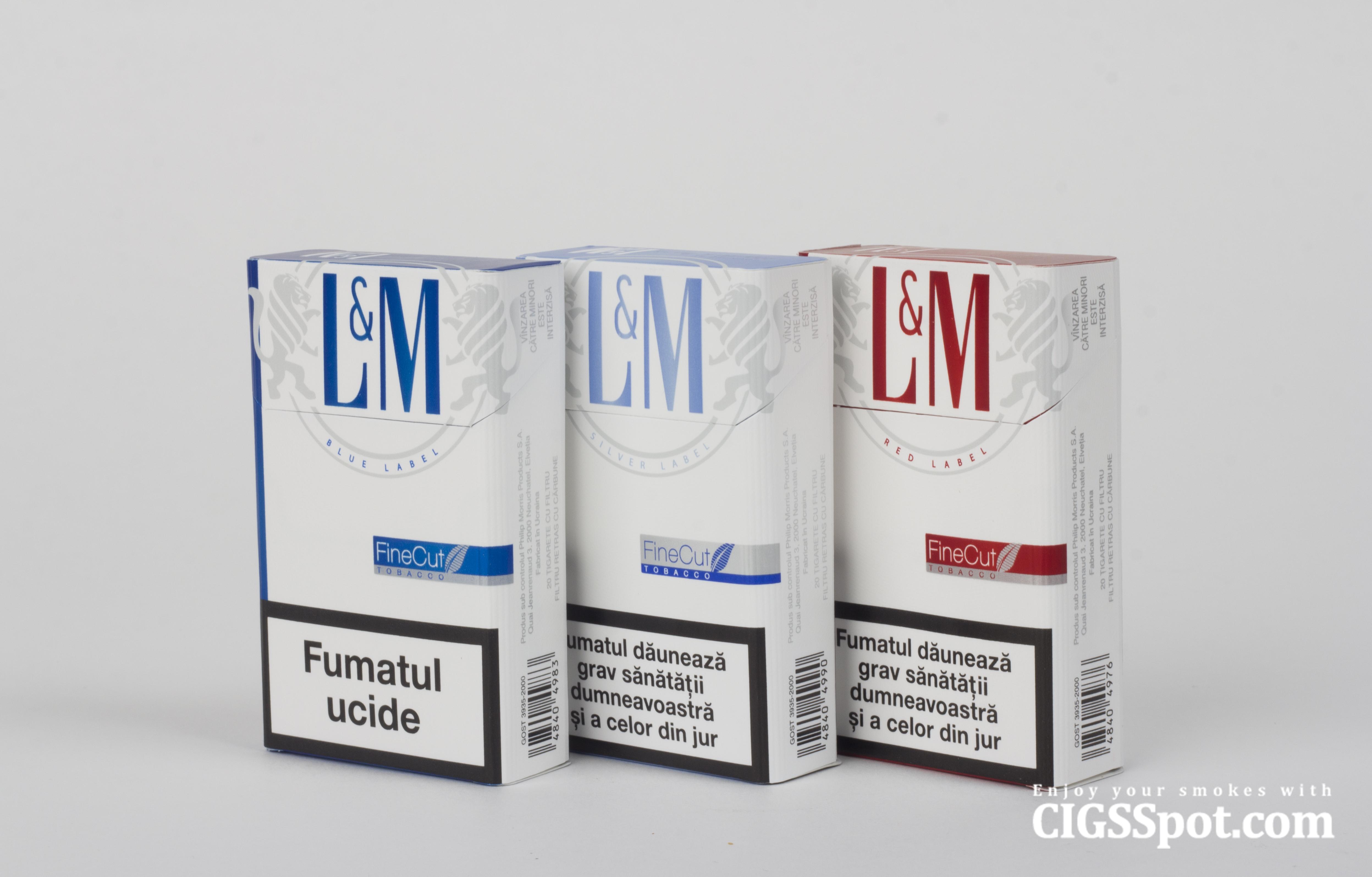 LM Cigarettes
