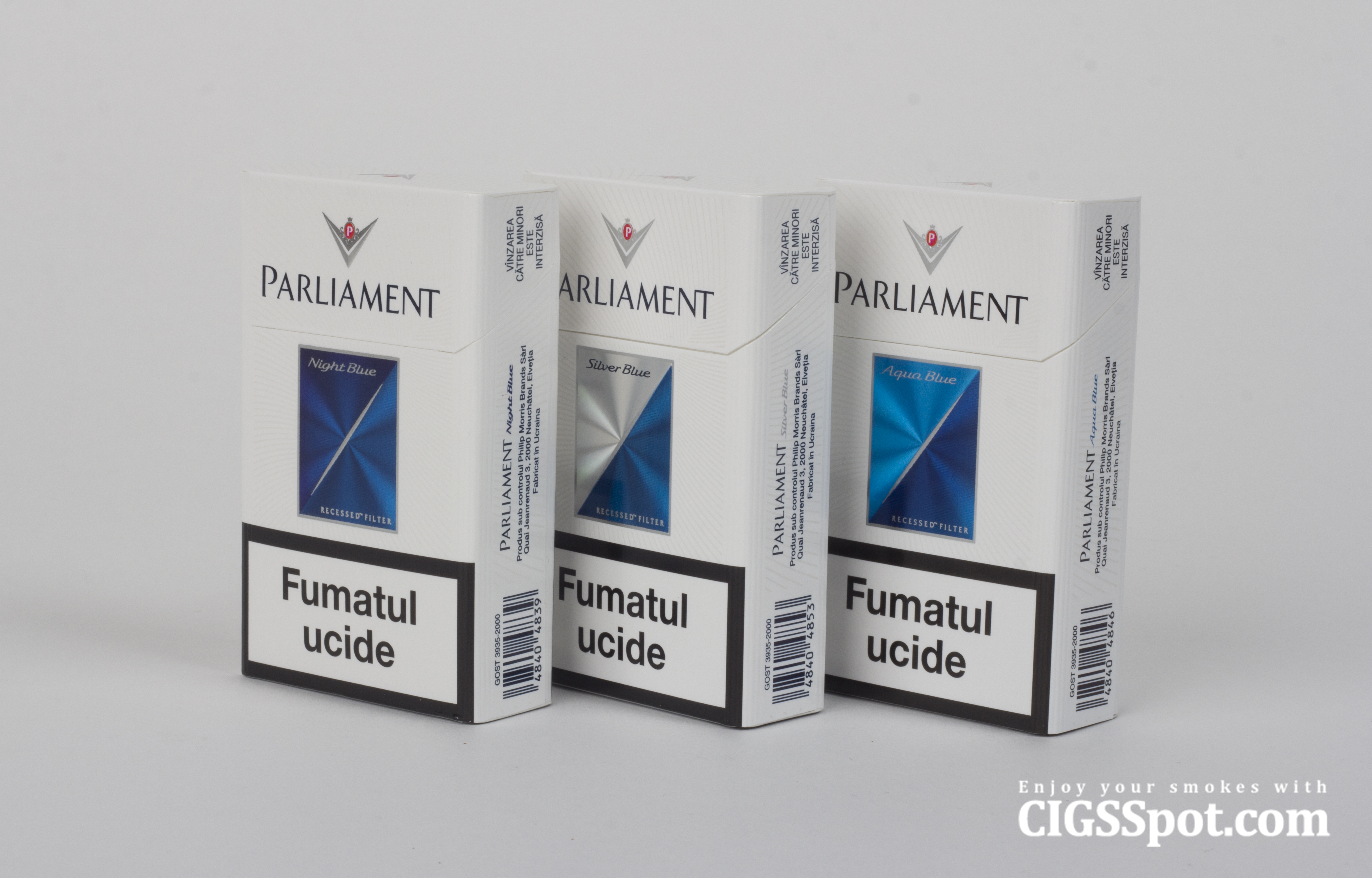 Parliament cigarettes new packaging what is fine gummed cigarette papers
