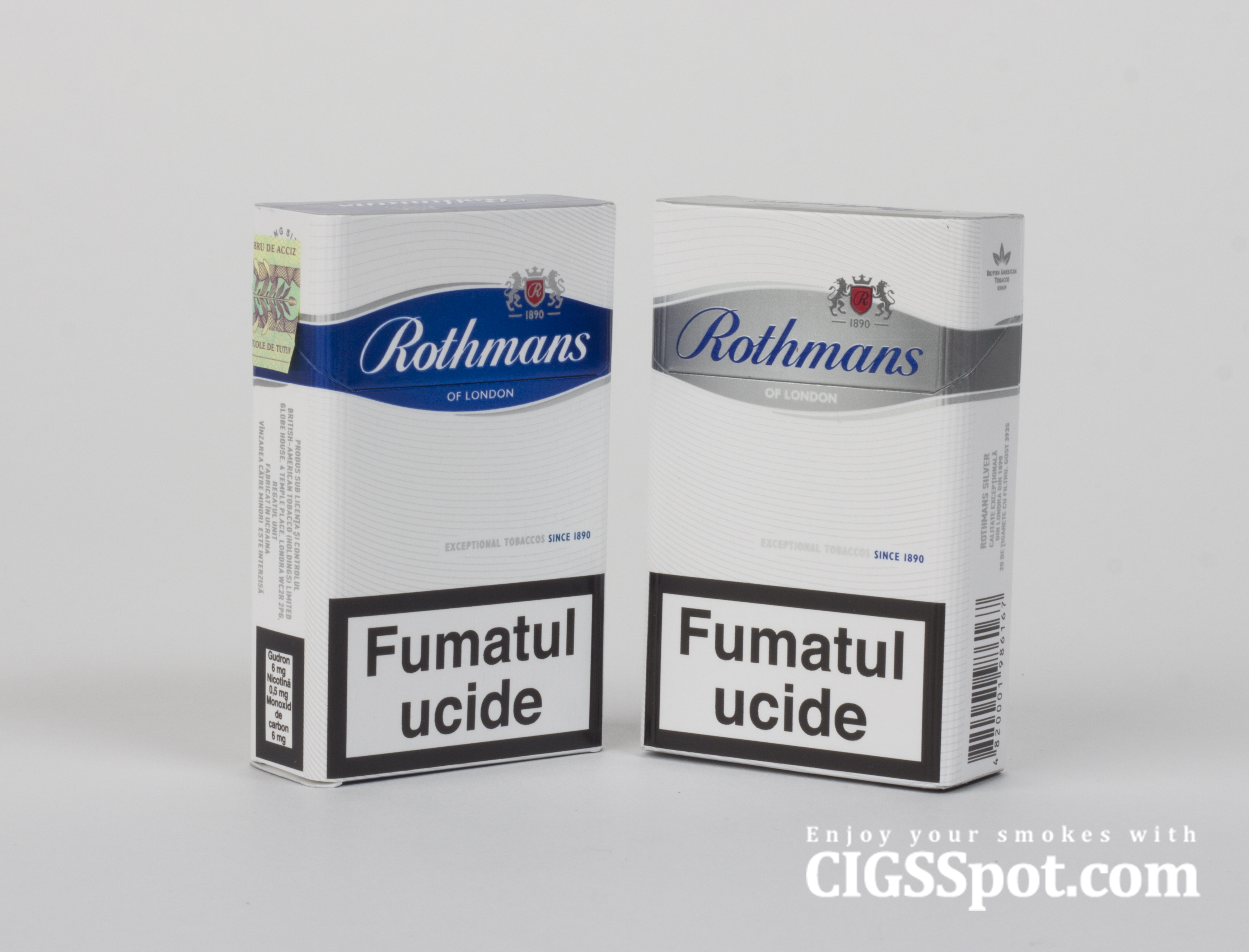 Rothmans Cigarettes