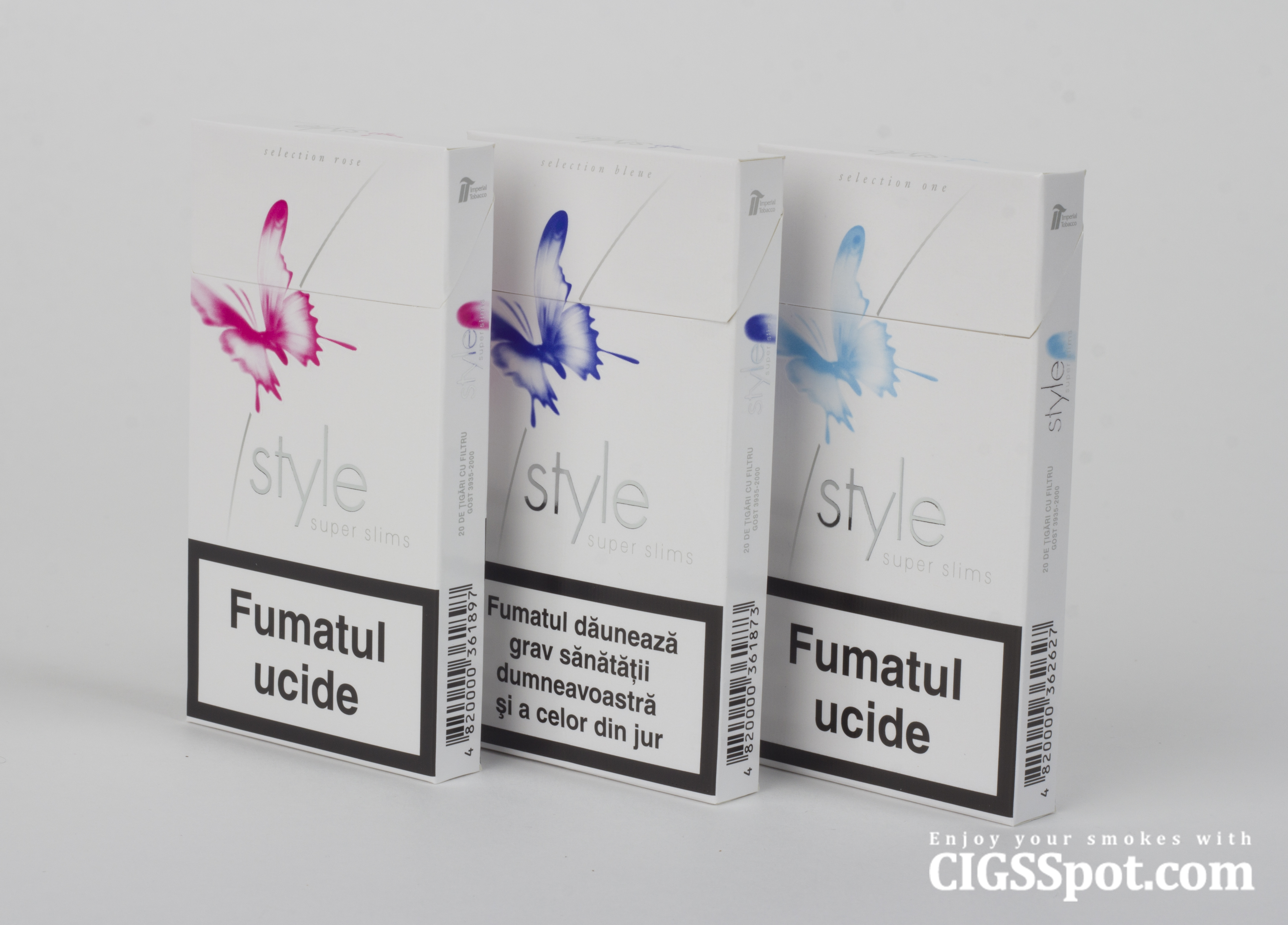 Style Cigarettes