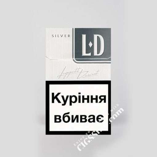 купить сигареты ld silver
