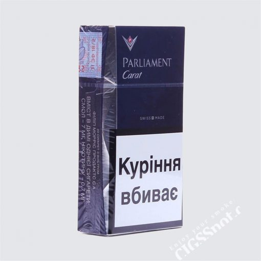 Parliament Carat Blue