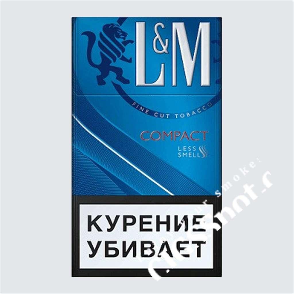 L&M Compact Blue